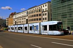 Linz (Austria) (jens_helmecke) Tags: strasenbahn linz donau stadt city fahrzeug nikon jens helmecke