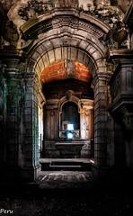 Pequea capilla (Perurena) Tags: capilla chapel arquitectura arco arc artesacro abandono decay urbex urbanexplore