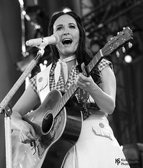 Kacey Musgraves @ Watershed (Kirk Stauffer) Tags: kirk stauffer nikon d5 adorable amazing attractive awesome beautiful beauty charming cute darling fabulous feminine glamour glamorous goddess gorgeous lovable lovely perfect petite precious pretty siren stunning sweet wonderful young female girl lady woman women live music tour concert show stage gig song sing singer singing vocals vocalist perform musician band lights lighting indie country long black hair brown eyes red lips white teeth model tall fashion portrait photo smile smiling playing acoustic guitar bw