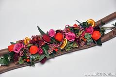 Workshop Parallel... (floralworkshops) Tags: hortensia lampion roos