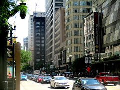 State Street 24 - looking South (worldtravelimages.net) Tags: chicago statestreet theatredistrict 2016 worldtravelimages