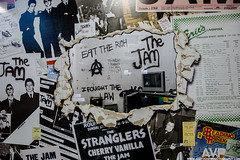 Jam_ericsposters (Andy Von Pip) Tags: abouttheyoungideaexhibition beatles brucefoxton liverpool music mod mods paulweller rickbuckler thejam themodfather ukmods