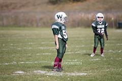 IMG_2438eFB (Kiwibrit - *Michelle*) Tags: pee wee football winthrop monmouth boys team game 101516 play