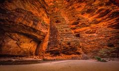 Cathedral Gorge (jenni 101) Tags: australianoutback cathedralgorge kimberleys bunglebungles gorge redrocks westernaustralia