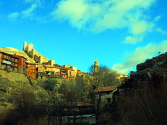 Albarracn (Teruel) (sebastinaguilar) Tags: 2016 teruel aragn paisajeurbano iglesias ermitas castillos murallas fortalezas espaa