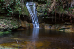 Waterfall, long exposure. (brunoffelipe) Tags: waterfall longexposure water cascade brazil nature