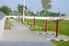 Constituency dakhe be inaugurated HI-TECH Sports Park in the village - Youth Akali Dal (1) (youth_akalidal) Tags: youthakalidal developingpunjab yad punjab
