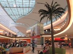 Faux palm in Grand Court, Mall of San Juan, Puerto Rico (Paul McClure DC) Tags: sanjuan puertorico caribbean july2016 architecture modern shoppingmall