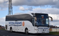NH15DCH  National Holidays (highlandreiver) Tags: nh15 national holidays coaches mercedes benz tourismo bus coach blackpool dch nh15dch