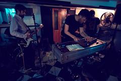 Egrets (garrettc) Tags: oxford music gig live oxjam cowleyroad oxfam thelibrary egrets
