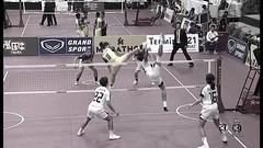 ไทย vs เวียดนาม เซปักตะกร้อชิงถ้วยพระราชทานคิงส์คัพ นัดชิงทีมBหญิง 2/2 22 ตุลาคม 2559 ครั้งที่ 31 - YouTube