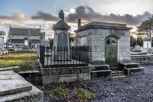 Mount Jerome Cemetery & Crematorium is situated in Harold's Cross Ref-100475