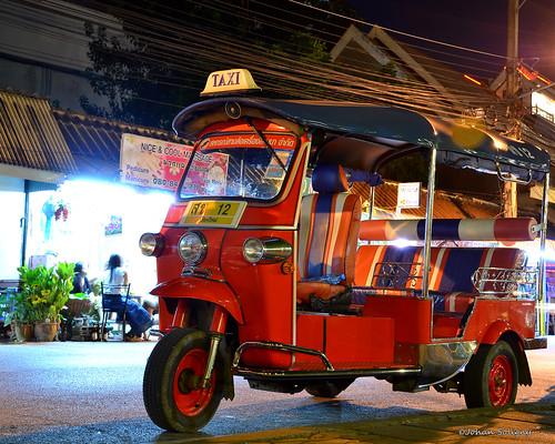 Tuk Tuk (Chiang mai)