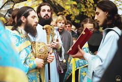 13. Крестный ход на Покров 1995 г