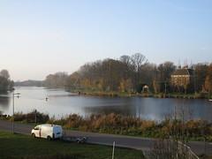 Amsterdam Amstel Buitenveldert (Arthur-A) Tags: netherlands amsterdam river nederland amstel buitenveldert rivier