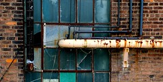 flow (AAVens Photo) Tags: industry rust industrial factory pipes rusty