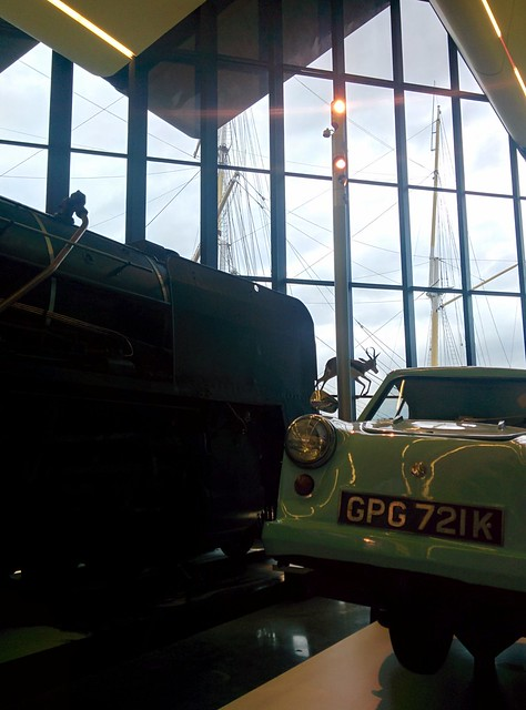 Scotlands Museum of Transport and Travel