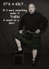 SMILE 35 (cptesco) Tags: kilt under skirt wear scotch randle mcbay