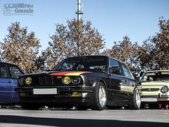 BMW 3-series E30 Sedan (series 1/1) '87 (GonzaloFG) Tags: detail slr ford chevrolet car skyline honda spain italia nissan ferrari camaro mclaren enzo bmw gto jaguar mustang m3 ducati audi lamborghini rs m6 m5 challenge avant v8 rs2 spotting s2000 jdm e30 nsx gallardo amg drifting rs4 typer gtr trackday murcielago etype quattro gt40 f40 r8 f12 rs6 v12 f50 nismo e46 r34 e36 berlinetta superleggera 458 899 m3csl desmosedici panigale ftype 275gtb rs3 japanesedomesticmarket e92 worldcars circuitodeljarama stralade m235i