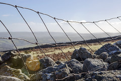 Old Fence, Cosdon Hill, Dartmoor (Sean Hartwell Photography) Tags: rural fence countryside decay devon moors dartmoor dartmoornationalpark southzeal canon6d costonhill