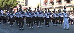 Cypress HS  California (Prayitno / Thank you for (12 millions +) view) Tags: california ca school roses rose high band parade tournament marching imperial hi cypress pasadena brigade centurion 2015 konomark
