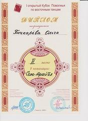 Дипломы Ольги Бочкаревой (19)