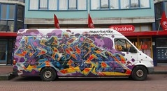 d-sire (raps79) Tags: graffiti letters wheels vans mvp pimpmobile 2014 mostvaluableplayers graffitiamsterdam purefunk pimpurrite