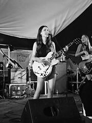 (sph wds) Tags: summer blackandwhite musician music girl festival singing guitar contemporary band glastonbury singer glastonburyfestival musicfestival glasto haim avaloncafe daniellehaim glastonbury2014 glastonbury14