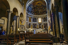 "Santi Quattro Coronati • <a style=""font-size:0.8em;"" href=""http://www.flickr.com/photos/89679026@N00/16088084629/"" target=""_blank"">View on Flickr</a>"
