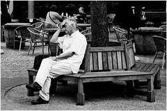 motion sickness of time travel (japanese forms) Tags: bw man blancoynegro monochrome blackwhite zwartwit random candid streetphotography mann vlaanderen motionsickness mittelformat schwarzweis straatfotografie strasenfotografie motionsicknessoftimetravel japaneseforms2014