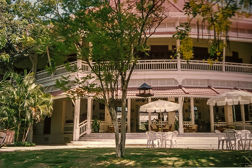 Thailand 1993 Sofitel Hotel Hua Hin