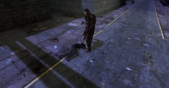 Hatchetman (Josie Ryder RP) Tags: sex fight gang scifi violent secondlifejadesteelesmidiancitydystopian
