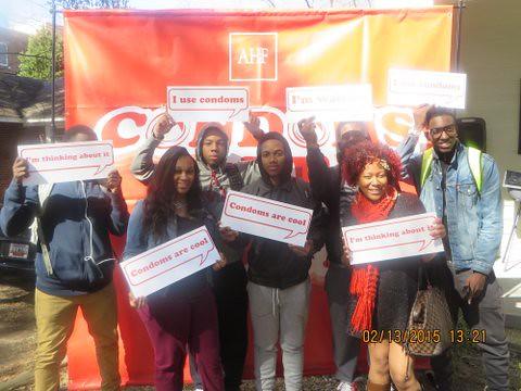 International Condom Day 2015: Columbia, SC