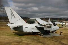 159743 Lockheed S-3A Viking (eLaReF) Tags: history museum ga marietta lockheed viking dobbins s3a 159743 kncq