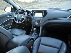 2015 Hyundai Santa Fe Interior Wallpaper High Resolution (carswallshd) Tags: wallpaper santafe interior suv hyundai
