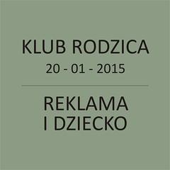 KLUB RODZICA 20-01-2015