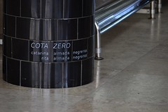 COTA ZERO #2 (TheManWhoPlantedTrees) Tags: lines architecture lisboa lisbon tiles azulejos arquitecturaportuguesa nikond3100 tmwpt