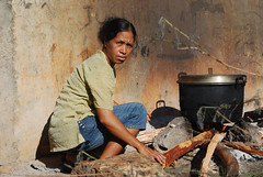 WOS_Subsistence Woman_Baguia_2011