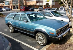 AMC Eagle (Dave* Seven One) Tags: classic wagon 4x4 amc 1980s awd stationwagon dailydriver samsunggalaxys4