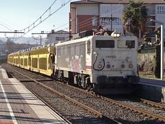 269 (firedmanager) Tags: train tren imperial locomotive caf mitsubishi locomotora renfe trena urnieta 269 railtransport renfeoperadora portacoches renfemercancías