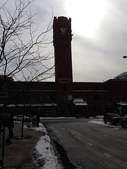 "Dearborn Station Clock Tower • <a style=""font-size:0.8em;"" href=""http://www.flickr.com/photos/109120354@N07/16592085136/"" target=""_blank"">View on Flickr</a>"