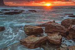 Dawn at Avalon (dicktay2000) Tags: australia newsouthwales avalonbeach 20150314img8073