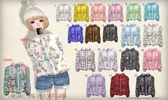 {amiable} Long Sleeve Shirt Gacha at the main store. (nodoka Vella) Tags: secondlife gacha {amiable}
