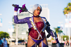 Anime Expo 2014 - Day 2 (Darc G) Tags: costume cosplay ivy convention soulcalibur laanimeexpo