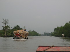 Moving Goods Down the Mekong