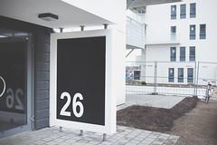 Ringstorpshöjden - Entrén till hus 3