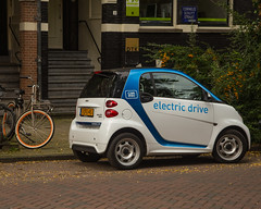 2015-09-28_Amsterdam_1991-2 (alpdanilov) Tags: street holland netherlands car amsterdam transport vehicle electriccar    electromobile