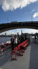 Team Boat Cruise 2 (cherylea_cater) Tags: london thames river rainbow boattrip shard countyhall teamnight