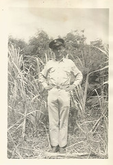 Scan_20160716 (2) (janetdmorris) Tags: world 2 history monochrome century america vintage army hawaii us war pacific military wwii grandfather monochromatic front 1940s ii ww2 granddaddy forties 20th usarmy allies allied