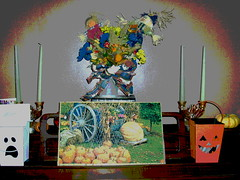 12411281 (TynonUser) Tags: show eve halloween barn dinner scary october all jane pumpkins gray eerie haunted angie projection childrens haunting slideshow scare 31 hallows